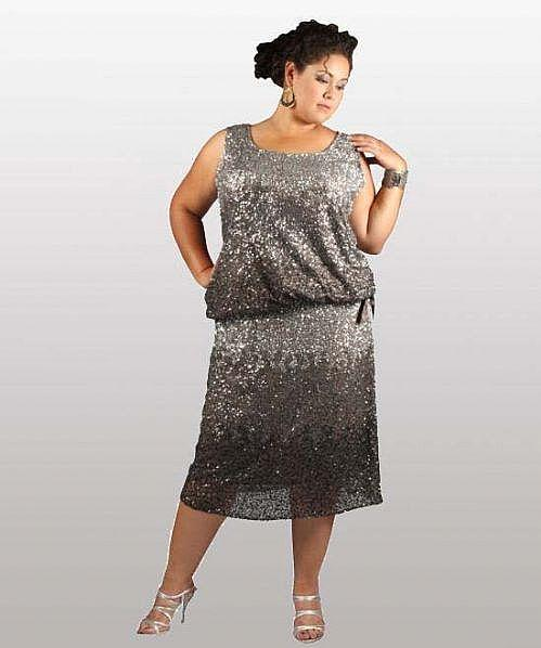 Trendy Plus Size Dresses Dressed Up Girl