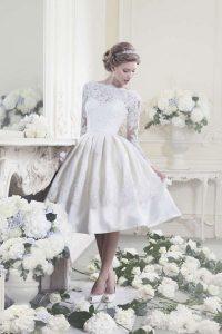 Short Wedding Dresses Vintage