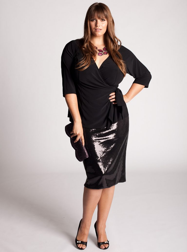 Trendy fashion for plus size 23