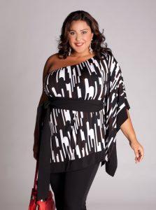 Trendy Plus Size Dress