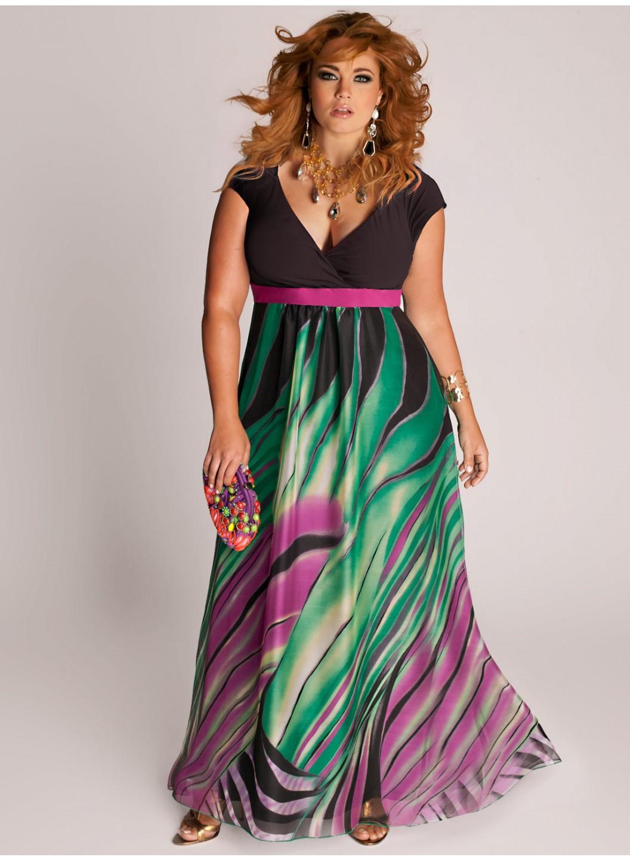 Trendy Plus Size Dresses | DressedUpGirl.com