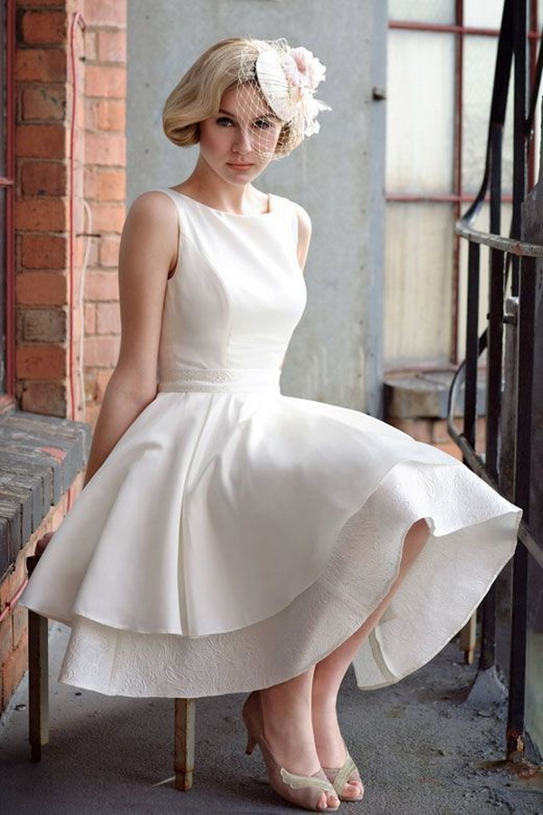 Vintage Wedding Dresses | Dressed Up Girl