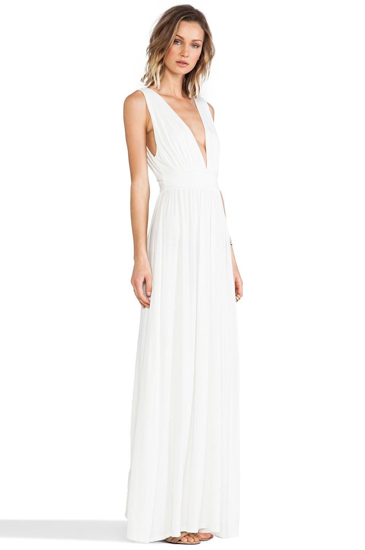 White Maxi Dress | Dressed Up Girl