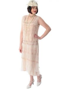 1920s Drop Waist Dresses