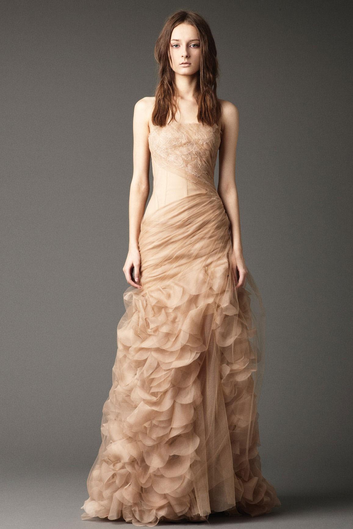 Champagne Colored Dresses Dressedupgirl Com