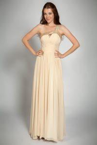 Champagne Maxi Dresses