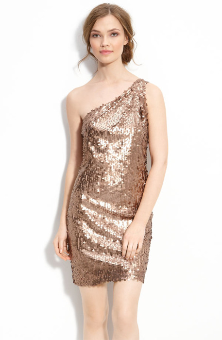 champagne sequin dress dress yp