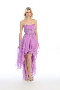 Chiffon High Low Dresses