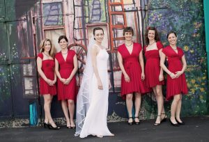 Convertable Bridesmaid Dresses
