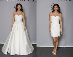 Convertable Wedding Dresses