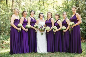 Convertible Dress Bridesmaid