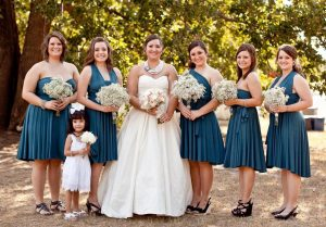Convertible Dresses Bridesmaids