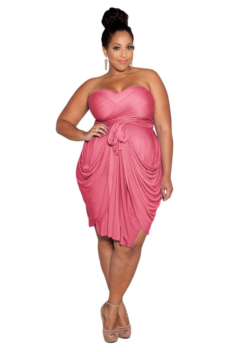 Plus Size Convertible Dress Dressed Up Girl