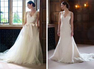 Convertible Lace Wedding Dress