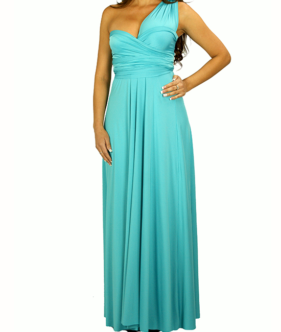 Convertible Maxi Dress | Dressed Up Girl