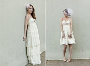 Convertible Wedding Dress Pictures