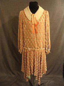 Drop Waist 1920s Dress