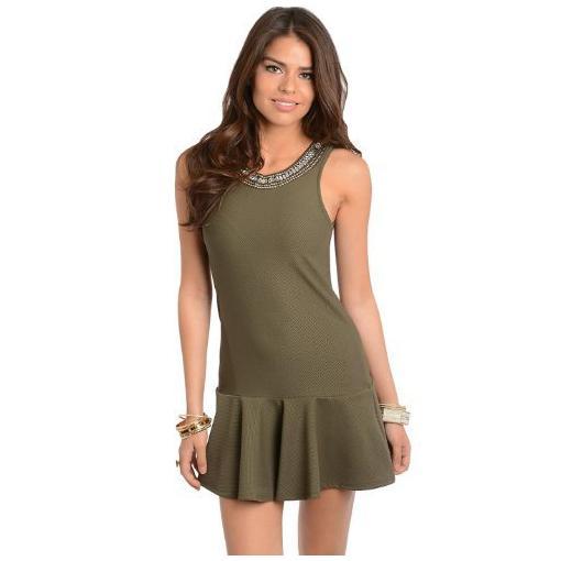 Drop Waist Cocktail Dress | Dressed Up Girl