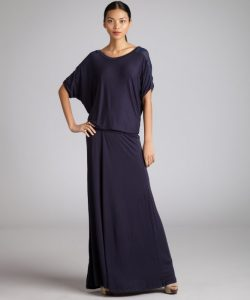 Drop Waist Maxi Dresses