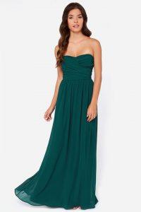 Green Maxi Dresses