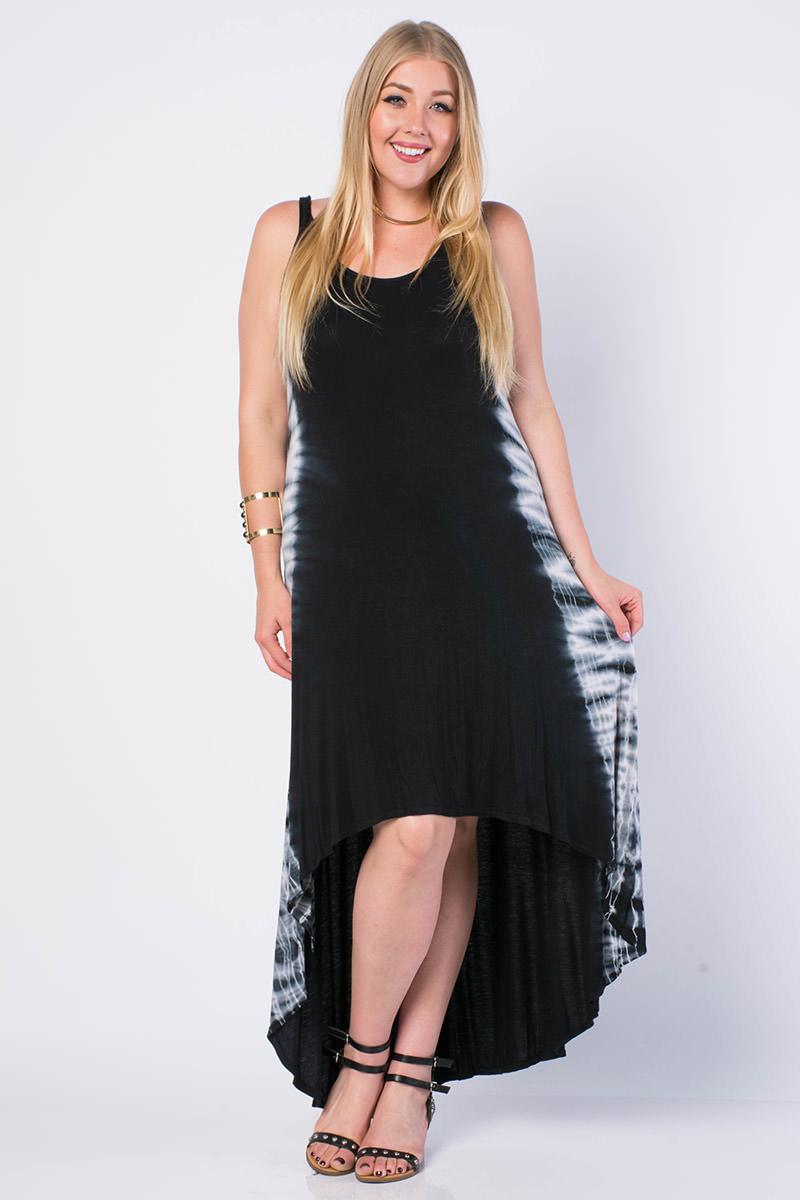 High Low Maxi Dress | DressedUpGirl.com