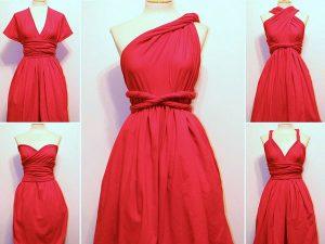 Infinity Convertible Dress