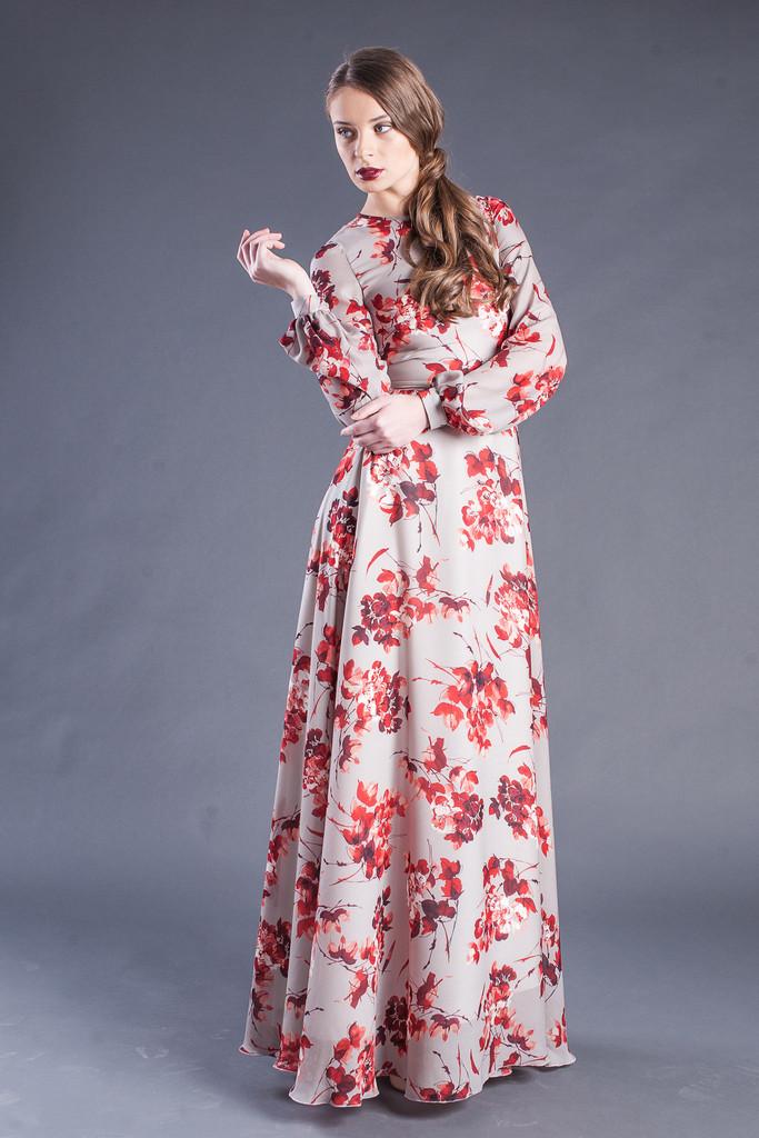 Floral Maxi Dress Dressedupgirl Com