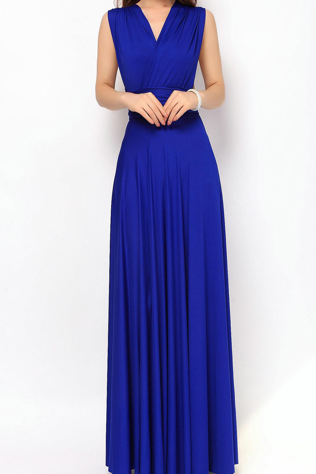 Convertible Maxi Dress | DressedUpGirl.com