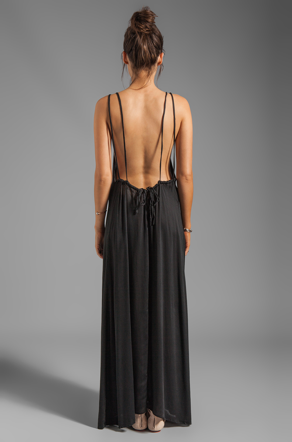 Backless Maxi Dress | ...