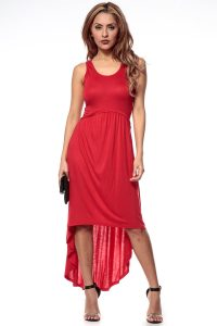 Maxi Dress High Low