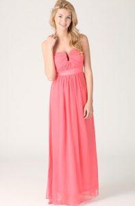 Maxi Dresses Coral
