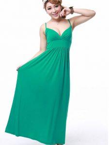 Maxi Dresses Green