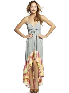 Maxi Dresses High Low