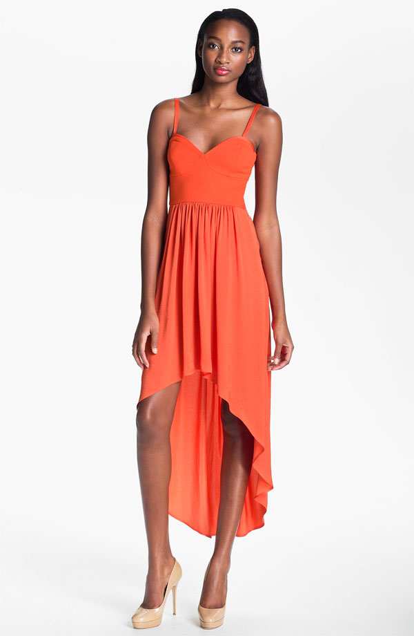 High Low Maxi Dress Dressedupgirl Com