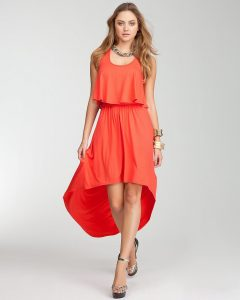 Maxi High Low Dresses