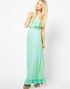 Mint Green Maxi Dresses