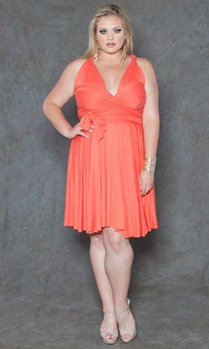 Plus Size Convertible Dress Dressedupgirl Com