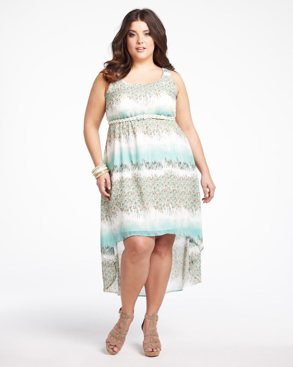 Plus Size High Low Dresses | DressedUpGirl.com
