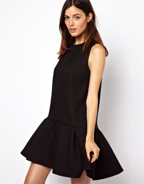 Shop black dropped waist dress at Neiman Marcus, where you will find free shipping on the latest in fashion from top designers. More Details Lela Rose Sophia Seamed Drop Waist Dress Details Lela Rose