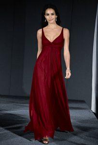 Bridesmaid Dresses Red