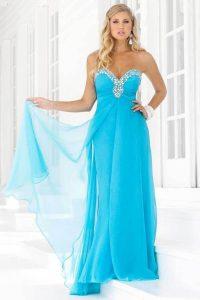 Bridesmaid Dresses Turquoise