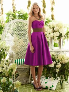 Bridesmaid Purple Dresses