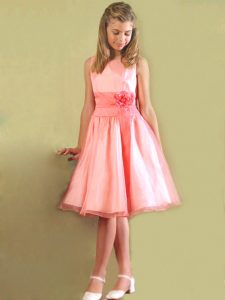Coral Junior Bridesmaid Dresses