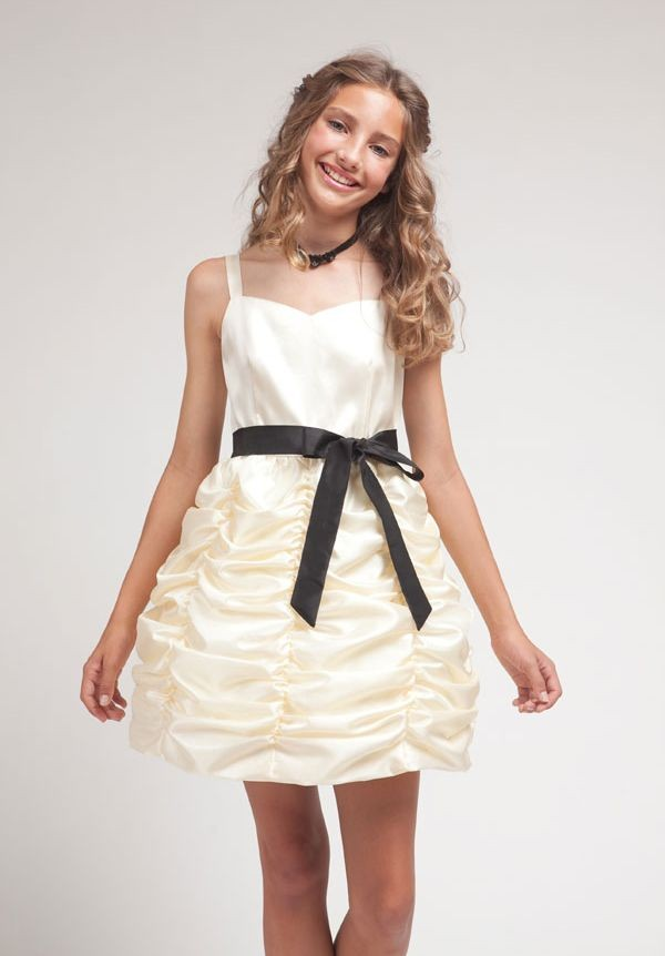 Junior Bridesmaid Dresses Dressedupgirl Com