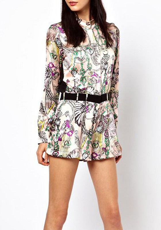 Short Jumpsuits | Dressed Up Girl