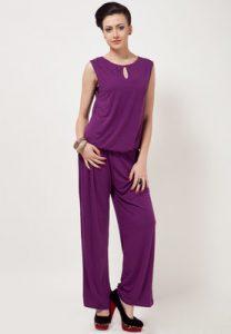 Images of Purple Jumpsuit