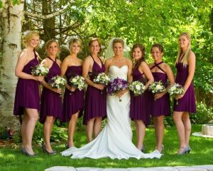 Infinity Dress Bridesmaid