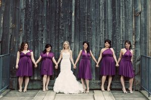 Infinity Dresses Bridesmaid
