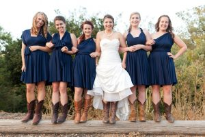 Infinity Dresses for Bridesmaids