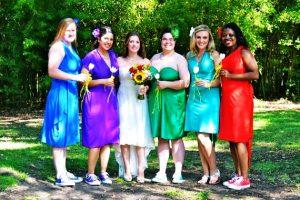 Infinity Wrap Dress Plus Size